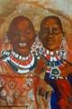 Diese Reihe von Bildern sind nach meiner Reise nach Afrika entstanden.
